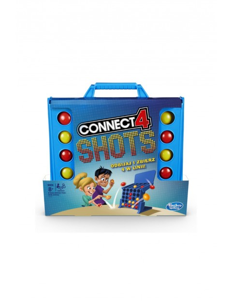 "Gra ""Connect 4 shots"" 8+"