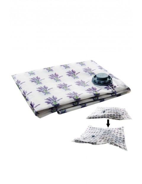 Worek próżniowy na ubrania, pościel 100x130 cm
