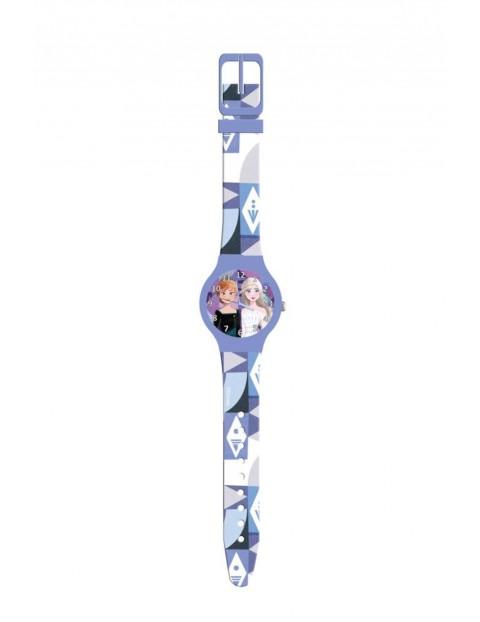Zegarek analogowy w pudełku FROZEN II