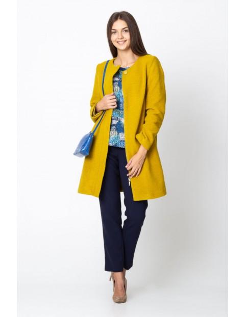 Wykonana z wysokiej jakości bawełny bluzka damska ze wzorem
