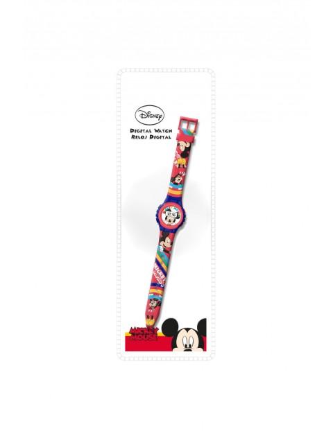 Zegarek cyfrowy dla dzieci Mickey