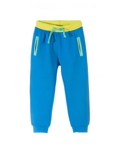 Spodnie chłopięce 100% bawełna 1M3508