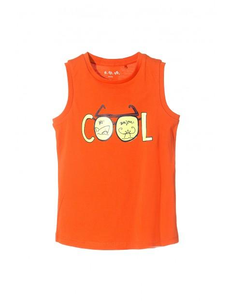 T-shirt chłopięcy 1I3438