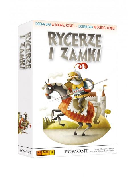 Gra edukacyjna dla dzieci- RYCERZE I ZAMKI wiek 6+