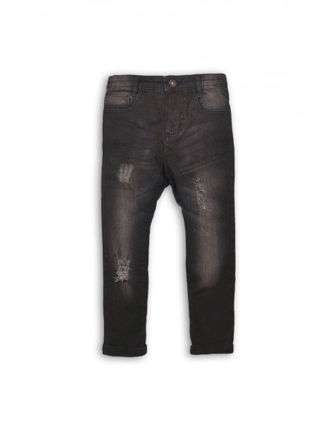 Spodnie chłopięce 1L34A9