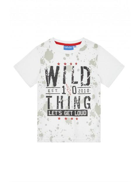 T-shirt dla chłopca rozm 128