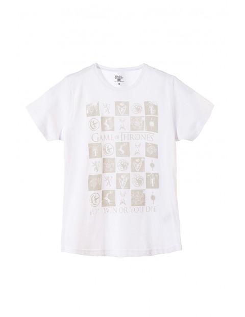 T-shirt męski Gra o tron 5Y34BF