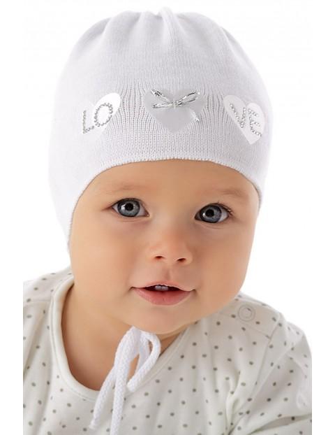 Czapka niemowlęca 5X32B4