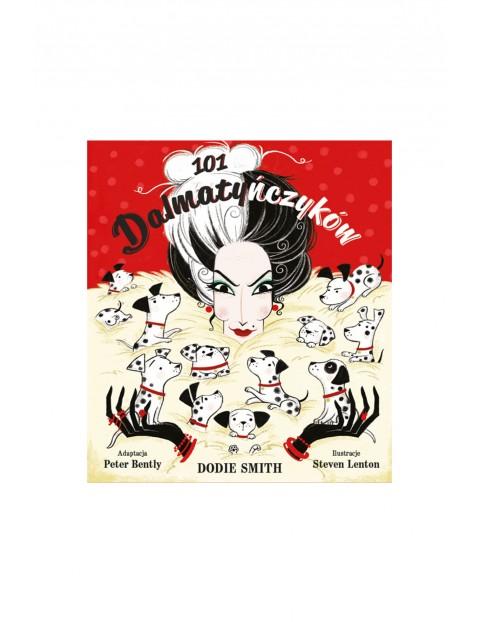 """""""101 dalmatyńczyków""""- książka dla dzieci"""