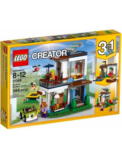 Klocki Lego Creator Nowoczesny dom