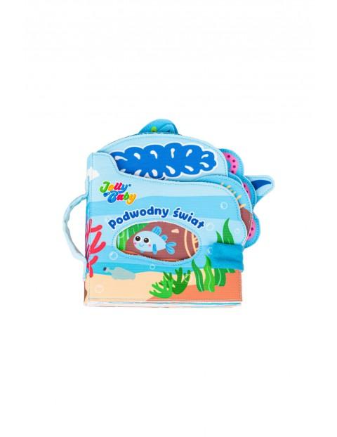 Książka dla dziecka - Podwodny Świat wiek 0+