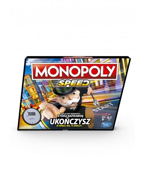 """Gra """"Monopoly Speed"""" 8+"""