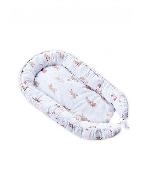 Kokon niemowlęcy- Balonowe Przyjęcie Króliczka