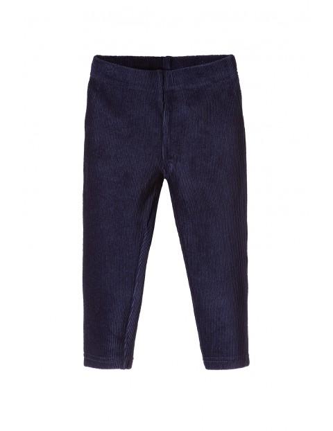 Spodnie dziewczęce 3M3537