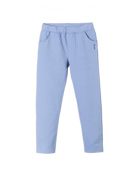 Spodnie dresowe dziewczęce 3M3517