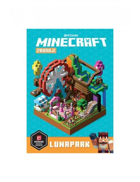 Minecraft. Zbuduj! Lunapark- książka