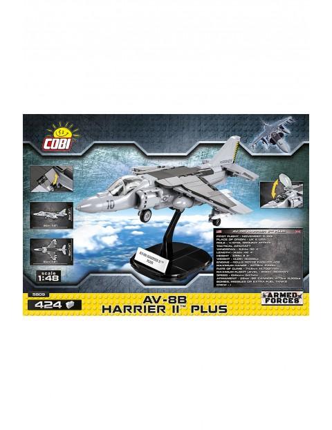 Klocki Cobi Armed Forces AV-8B Harrier II - 424 elementy