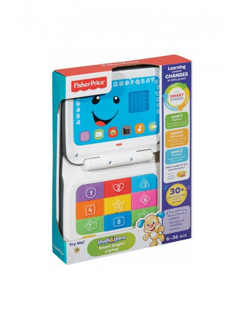 Laptop Malucha Fisher Price 5O33CQ
