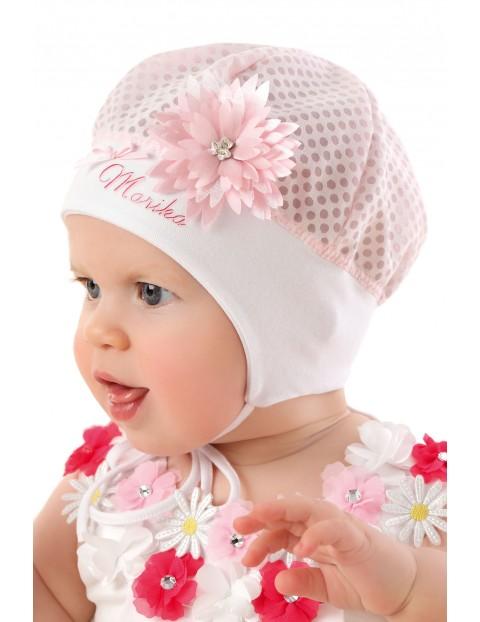 Czapka niemowlęca                 5X32BE