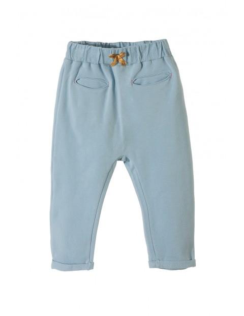 Spodnie dresowe niemowlęce 5M3306