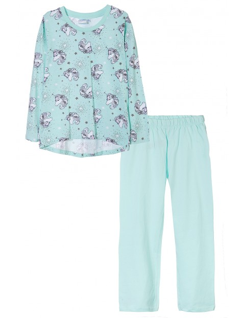 Pidżama dziewczęca 100% bawełna 3W35C3