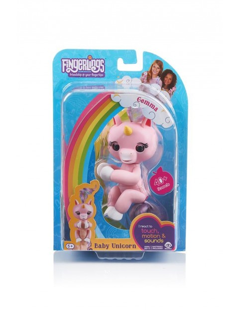 Fingerlings Jednorożec Gemma 3Y35JF