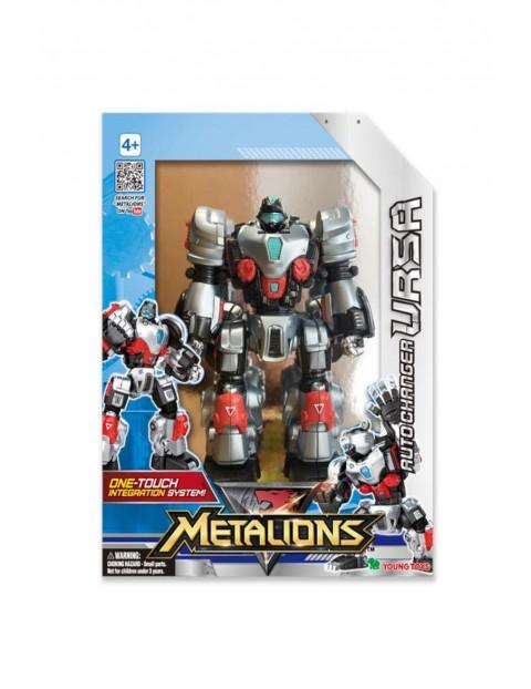 Metalions Ursa Auto-Changer Robot transformer wiek 4+