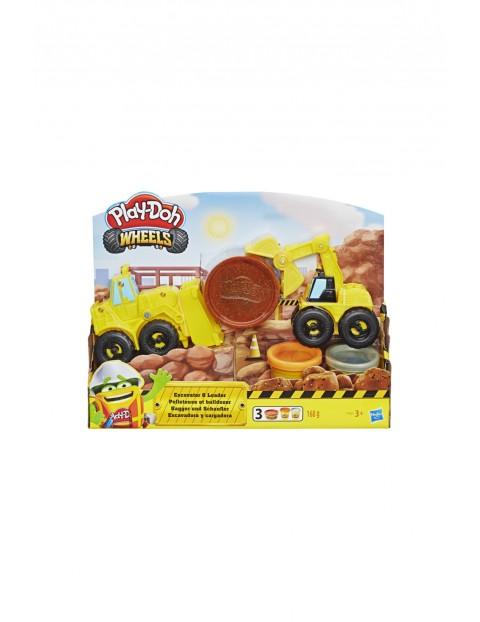 Play-Doh Wheels Koparka