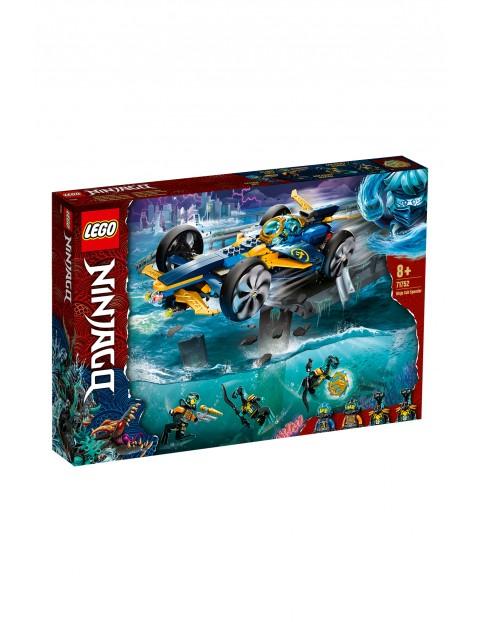 LEGO Ninjago - Podwodny śmigacz ninja - 356 elementów, wiek 8+