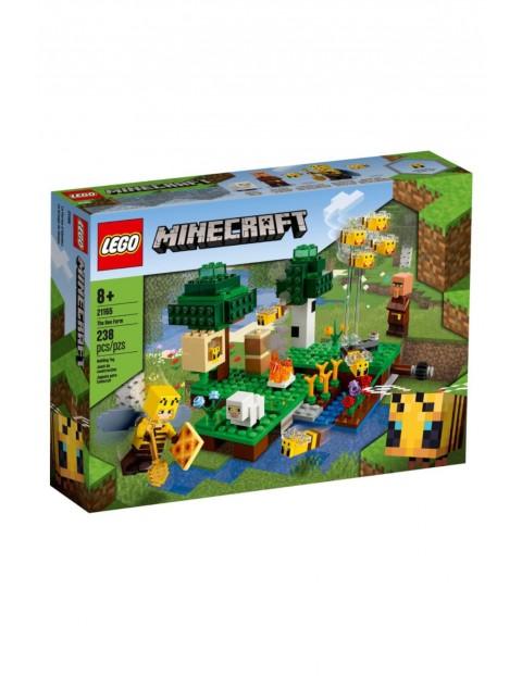 Klocki Lego Minecraft - Pasieka - 238 elementów wiek 8+