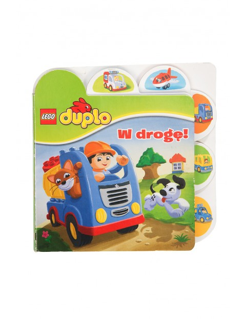 Lego Duplo- W drogę! 5Y30BG