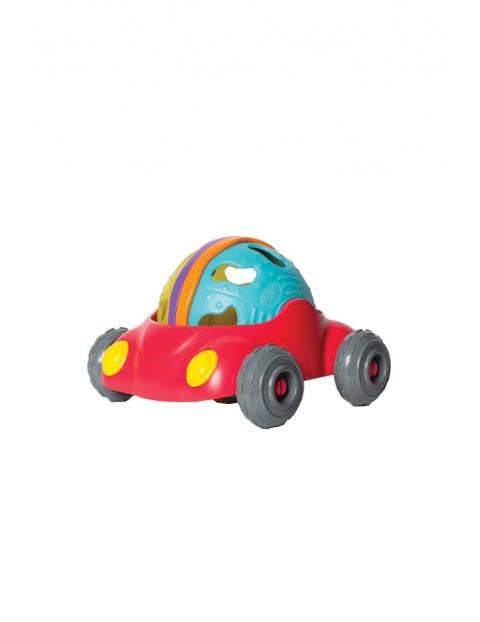 Samochodzik - grzechotka Playgro
