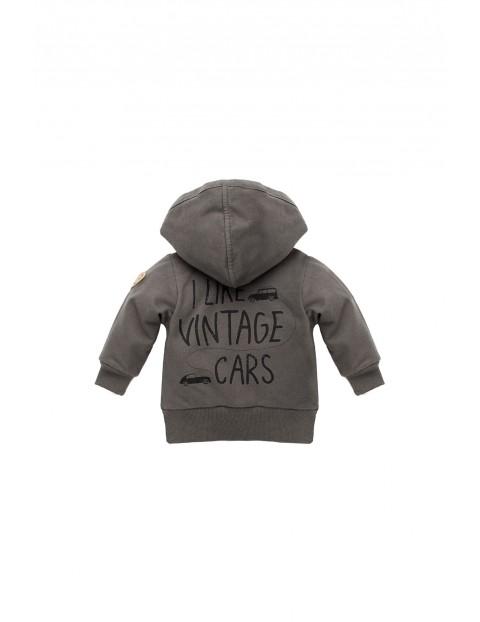 Bluza z kapturem Old Cars