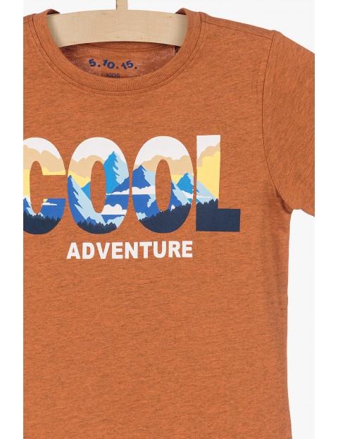Bluzka z krótkim rękawem- Cool Adventure