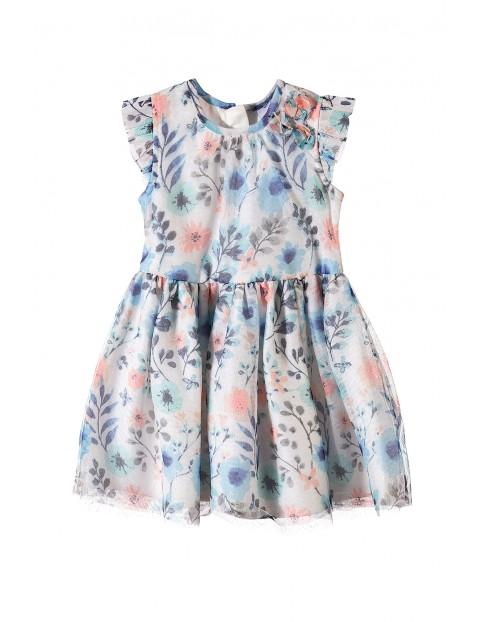 Sukienka dziewczęca 3K3408