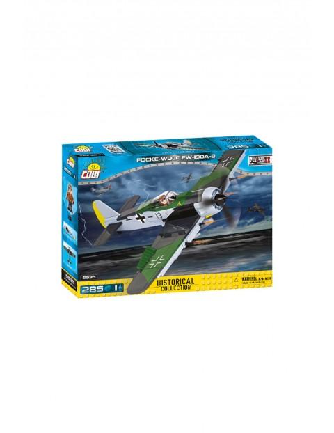 Klocki COBI Niemiecki myśliwiec 285el