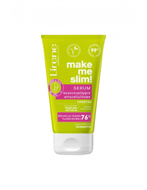 Lirene Make Me Slim! Serum antycellulitowe 150 ml