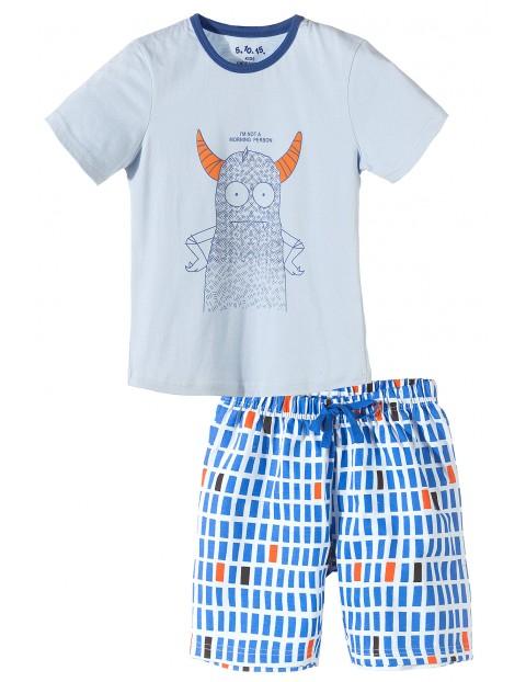 Pidżama chłopięca 1W3416