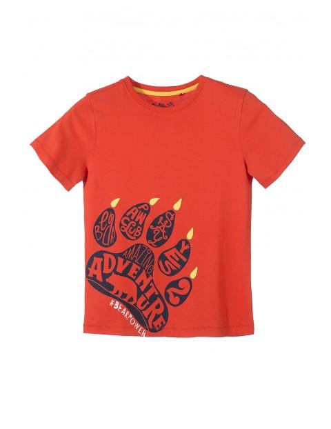 T-shirt chłopięcy 100% bawełna 1I3513