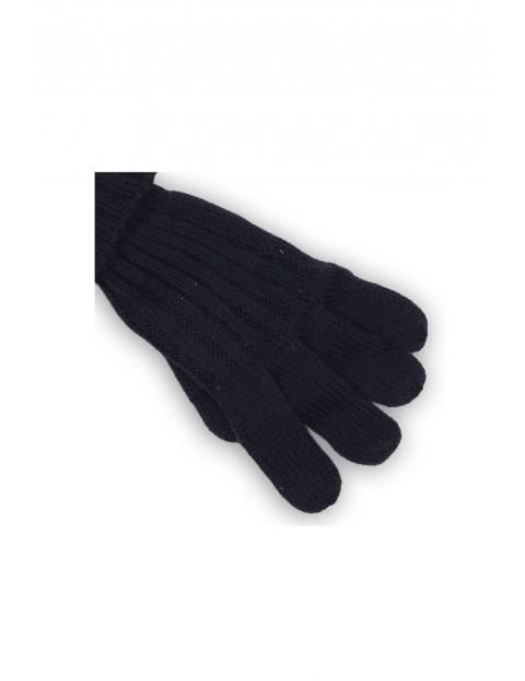Rękawiczki chłopięce 2X35AL
