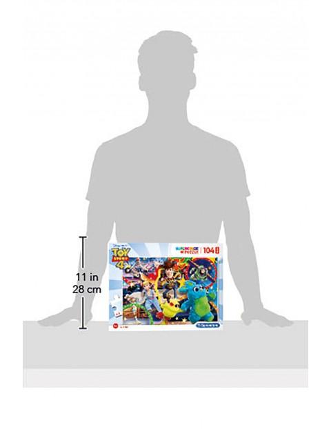 Puzzle Maxi Super Color Toy story 4  - 104 el wiek 4+