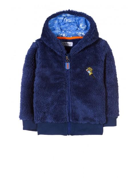 Bluza niemowlęca polarowa 5G3505