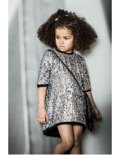 Sukienka dziewczęca 3K33AO