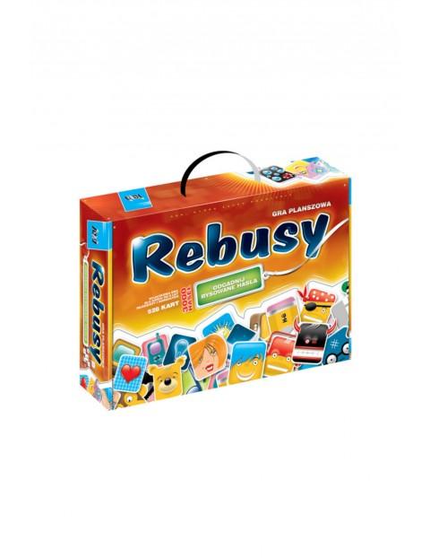 Gra planszowa- Rebusy