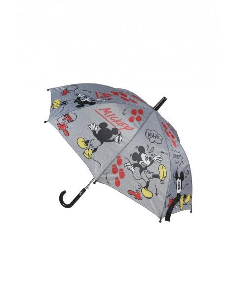 Szary parasol dla dziecka Mickey