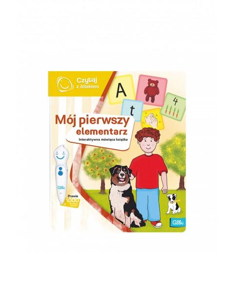Czytaj z Albikiem - Mój Pierwszy Elementarz - Interaktywna mówiąca książka