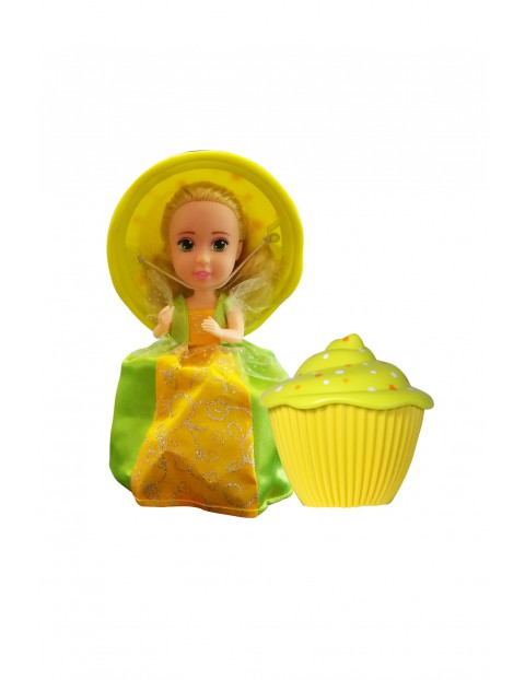 CUPCAKE SURPRISE cytrynowy