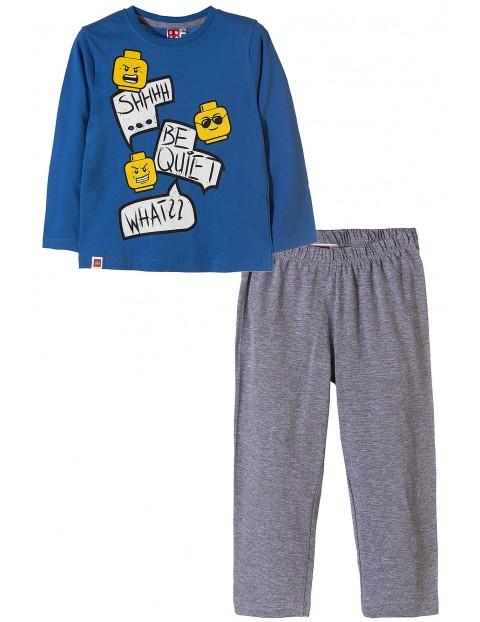 Piżama chłopięca LEGO City 1W35BK