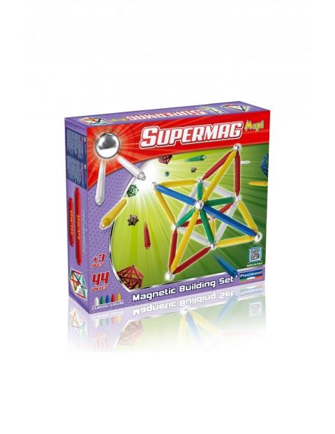 Klocki magnetyczne Supermag 44 el