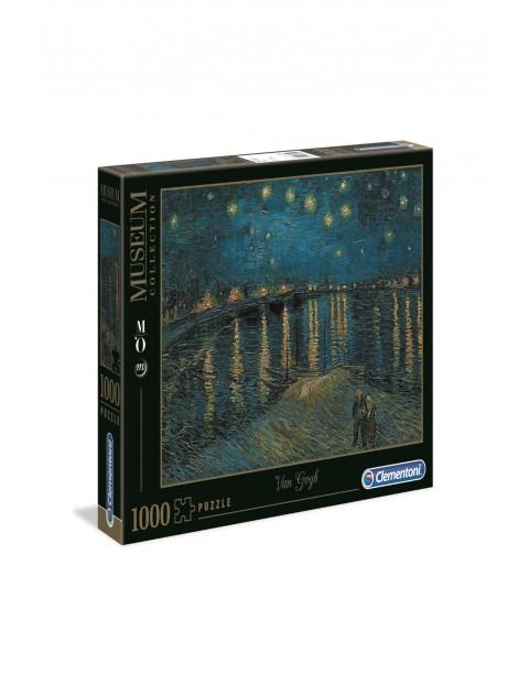 Puzzle Clementoni Museum Van Gogh - 1000 elementów